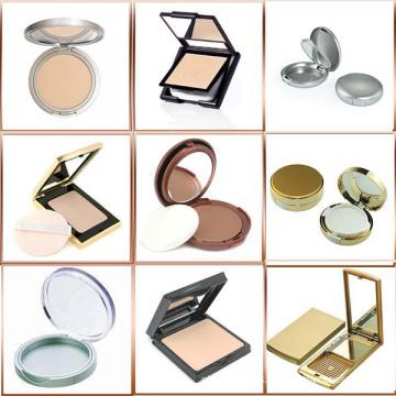 ABS Plastic Custom Empty Makeup Case