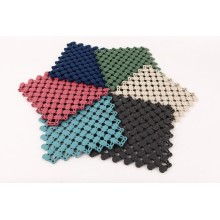 PVC Wet Area Mat Swimming Pool Flooring
