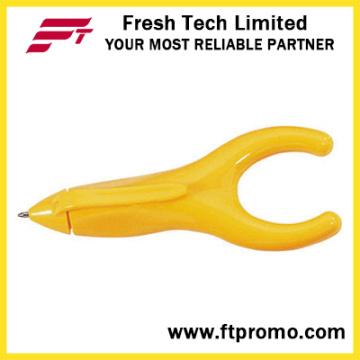 Рекламный подарок Scissor Шариковая ручка с OEM