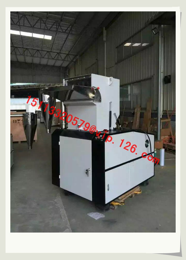 Soundproof Plastic Crusher 1b