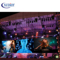 Stage Events Background P5.95 Outdoor Rental Led Display