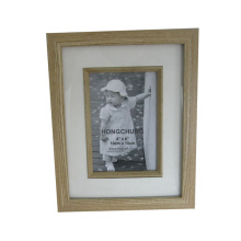 Simple Wooden Picture Frame for Home Deco