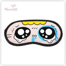 Masque pour les yeux de dessin animé 10 * 30cm (matériau pongé en polyster)