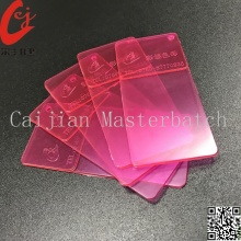 Fluorescence Pink Colour Pigment