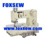 Picotting e máquina de costura Fagotting