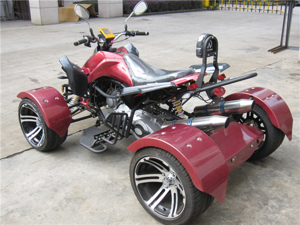 NEW EEC 300 CC CVT ATV QUAD
