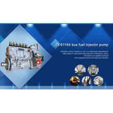 hot sale ZK6116d bus fuel injector pump /bus parts