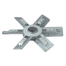Kundenspezifische Aluminiumlegierung Druckguss-Ventilator-Klinge für Kühlturm