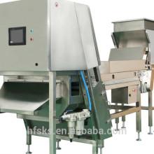 Reciclaje de plástico de la máquina PP PET PVC escamas de color clasificación de la máquina / Color Separador de plástico