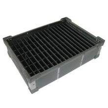 OEM for PP Hollow Plate Plastic turnover basket export to Germany Supplier