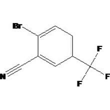 2-Bromo-5- (trifluorométhyl) benzonitrile N ° CAS 1483-55-2