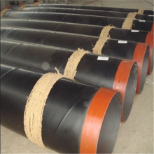 anti-corrosion 3PE coated api5l lsaw steel pipes