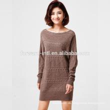 Beste Qualität Mode-Stil Frauen Cashmere Pullover