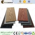 barato casa pré-fabricada durável feito pronto india da fábrica plástica de madeira em China