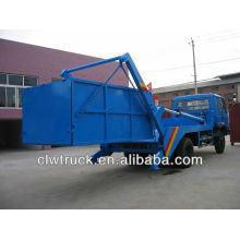 Dongfeng 145 caminhão de resíduos, caminhão de 8 toneladas de resíduos