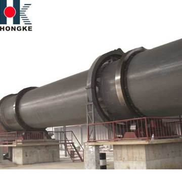 Rotary Dryer For Silica Sand