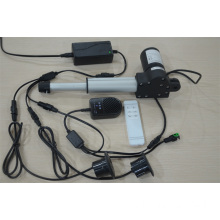OEM for Nursing Home Bed Actuators Linear actuator motor for adjustable homecare beds export to South Korea Manufacturer