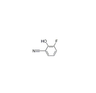 High Purity Benzonitrile, 3-Fluoro-2-Hydroxy- CAS 28177-74-4