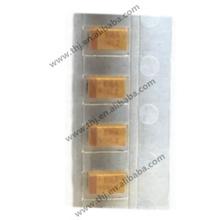 Tantalum Capacitor Solid 10uF 10V A CASE 10% Inward L SMD 3216-18 3 Ohm 125C T/R RoHS TAJA106K010RNJ