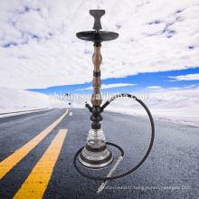 Top vente Kaya narguilé narguilé de Smoking en laiton bois