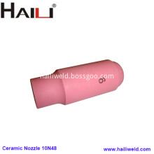 NO. 6 Ceramic Nozzle tig welding 10N48