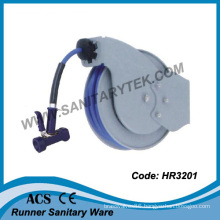 Wall Mounted Enclosed Retractable Hose Reel (HR3201)