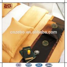 La última fábrica del diseño hizo la bufanda comercial al por mayor de la tela del jacquard para el hotel