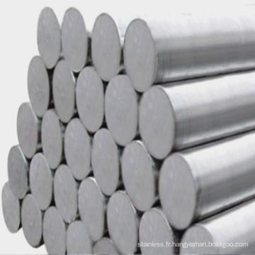 1.4565 S34565 4565 Barre en acier inoxydable