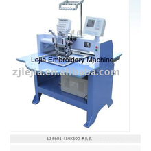 Single head Cap/T-shirt embroidery machine