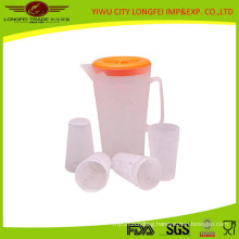 High Quality Useful Plastic Water Jug Sets