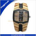 Hot Selling 2016 Stylish Wooden Gift Watch Mens New Arrival Leisure Wrist Watches
