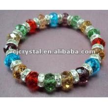 Vente en gros Bracelet en perles de verre
