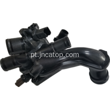 Conjunto do alojamento do termostato para Peugeot 9808646980