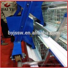 Sistema de alimentación de cadena automática de aves de corral de venta caliente para Kenia