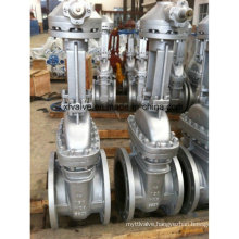 API600 150lb Flanged Connection End Gate Valve