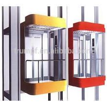 Safely Observation Elevator With Gearless Motor