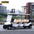 Peças principais elétricas do carrinho de golfe de 6 assentos mesmas como o carro de golfe do carro do clube