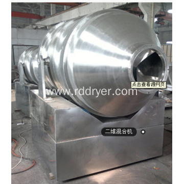 Two Dimensional Swing Blender in Pharmaceutical Industry