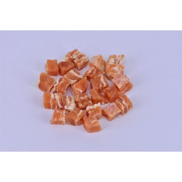 Ar seco Chicekn Meat Cube Dog Treat