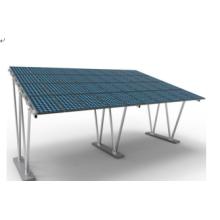 Solar Support C Shape Steel PV Bracket