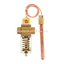 Válvula de agua de control automático de temperatura