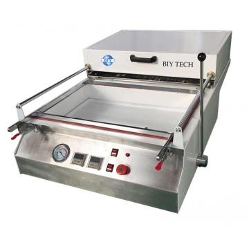 biy desktop vacuum forming machine