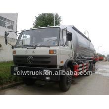 Top qualidade Dongfeng 6 * 4 26m3 bulk caminhão de descarga de alimentação