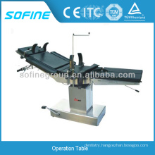 Medical Manual Hydraulic Operating Table