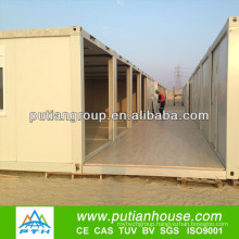 20ft container house designs for public toliet