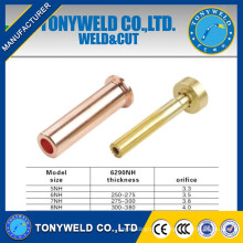 Gas torch 6290NH size for gas cutting nozzle for welding machine