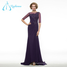Chiffon Tulle Pleat Sashes Mother Of The Bride Dresses Gowns