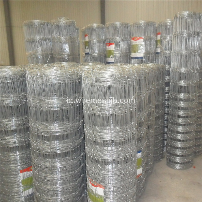 1.8Mx50M High Tensile Hot Dipped Galvanized Kraal Network