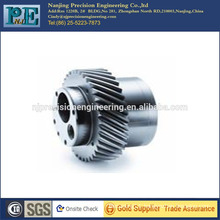 Precision stainless steel gear machining,cnc machining motorcycle parts