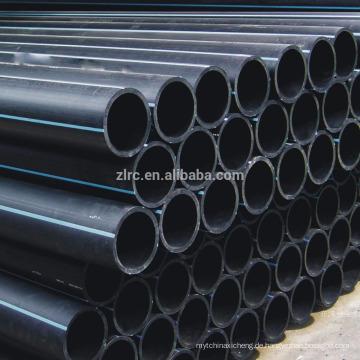 tubos pead mangueira pead hdpe Rohre für Wasserrohrleitung / Gasrohrleitung